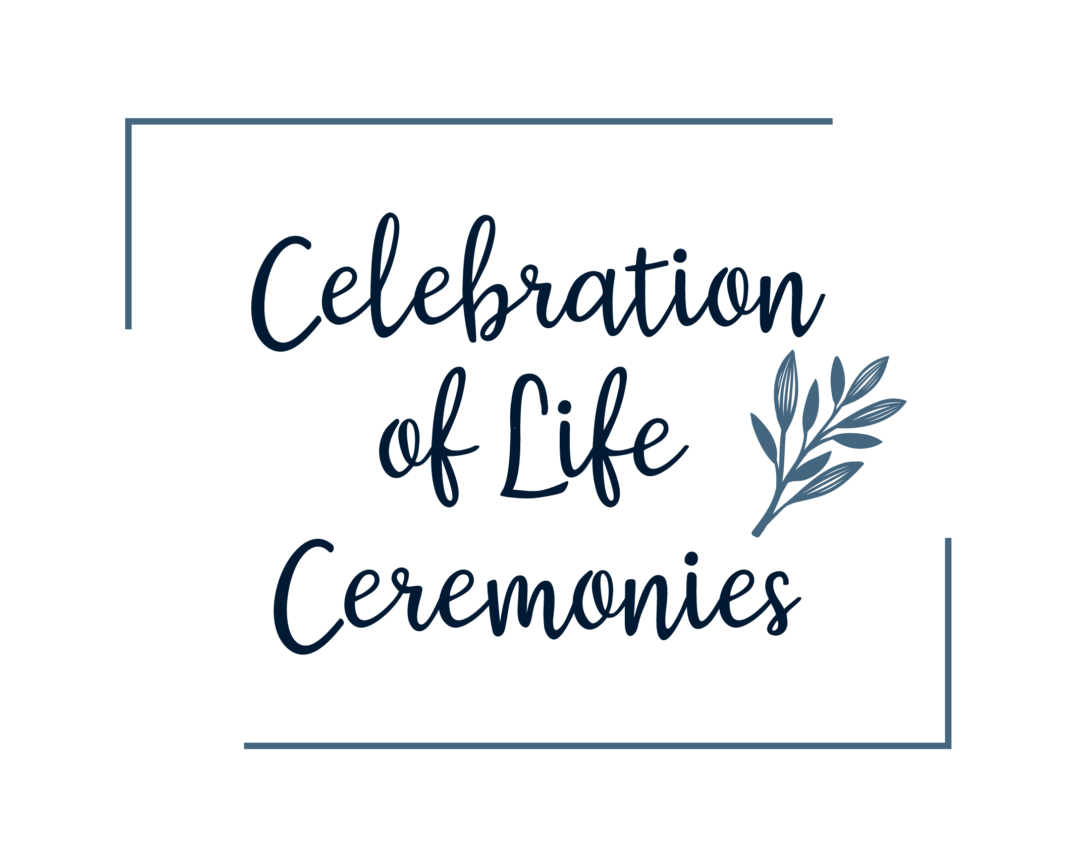 Celebration of Life Ceremonies Kent